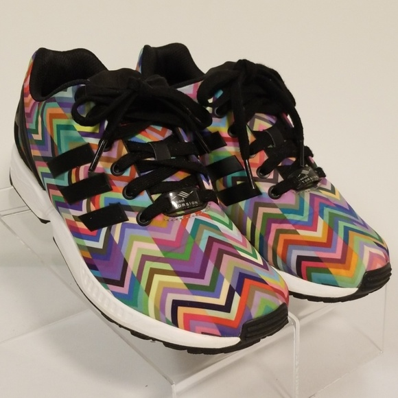 timeless design 06ae1 61c38 Adidas Torsion running shoe kids 6.5 womens 8 nice